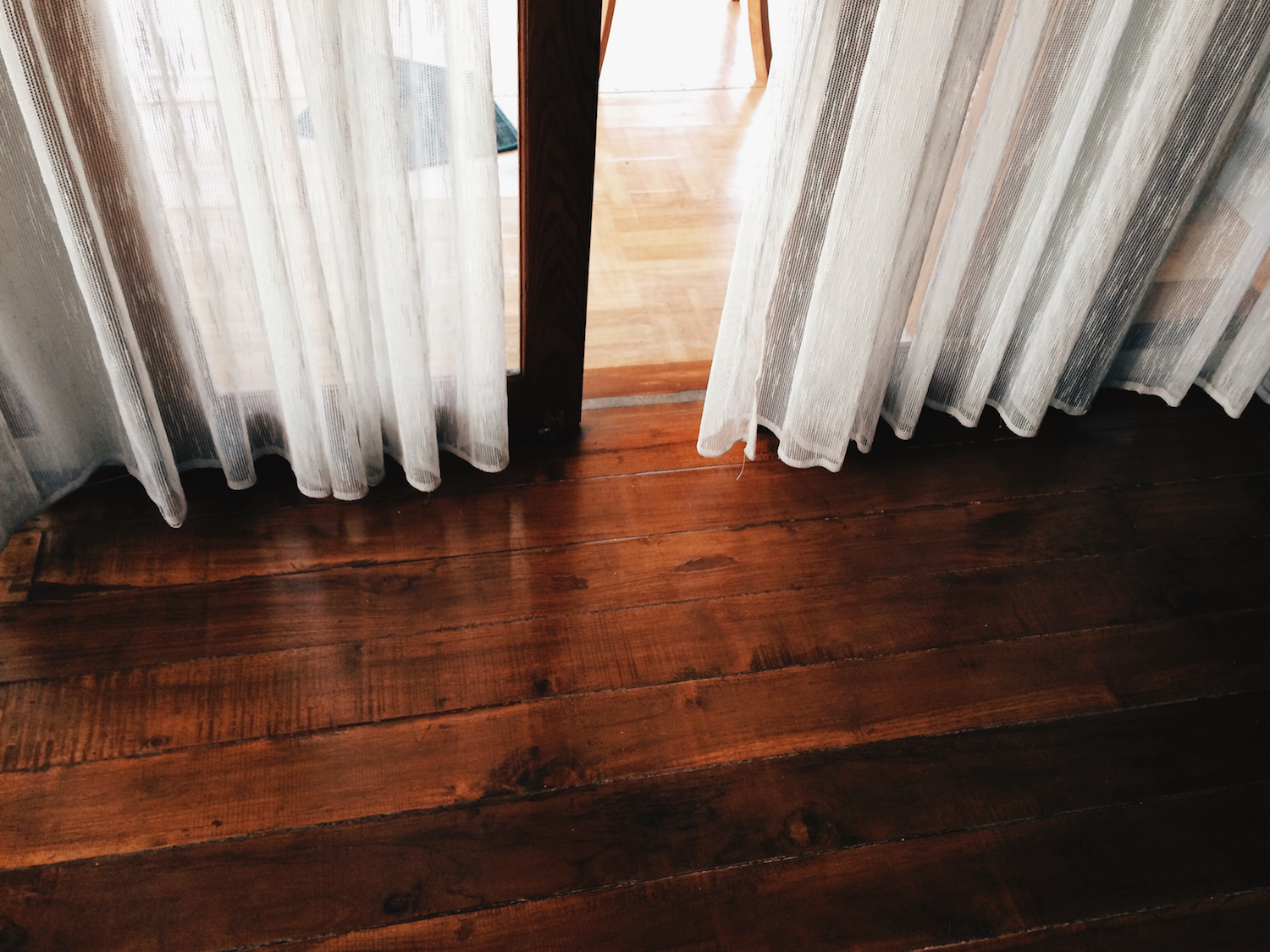 How To Clean Your Wood Floors With Black Tea Cottage Notes